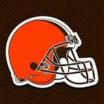 team photo for Cleveland Browns